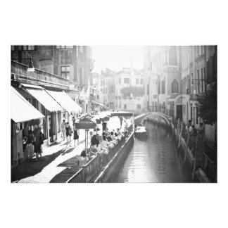 Venetian Scenes - PhotoPrint - All sizes available Photo