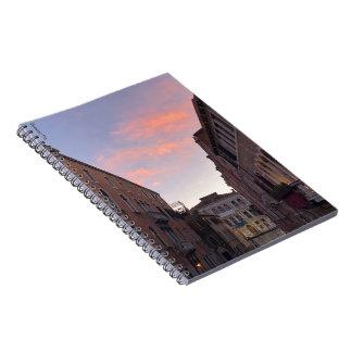 Venetian Sunset Notebook