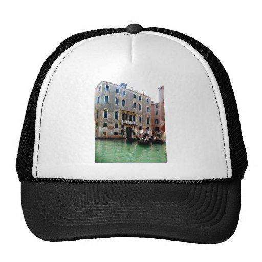 Venetian Traffic Trucker Hat