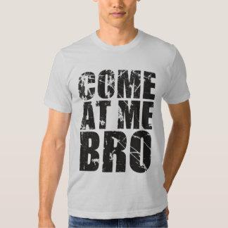 venez à moi bro ! chemise tee shirt
