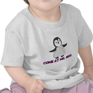 Venez à moi, pingouin de Bro T-shirt