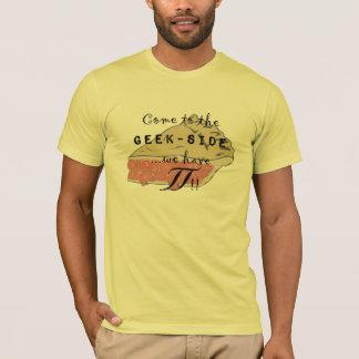 Venez au Geek-side T-shirt