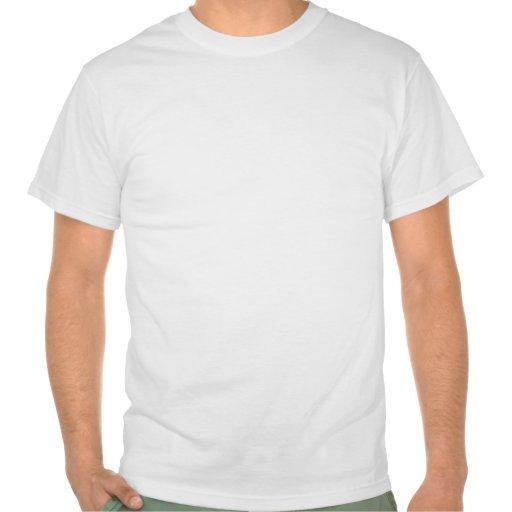 Venez au T-shirt de côté en noir