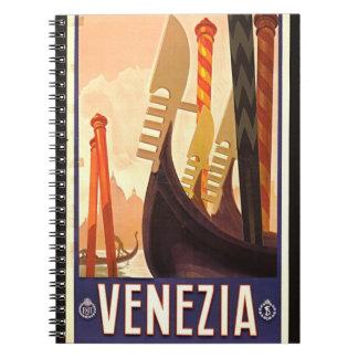 Venezia 1920 notebook