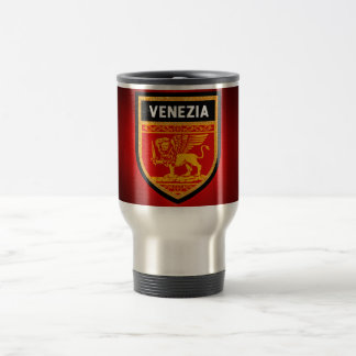 Venezia Flag Travel Mug