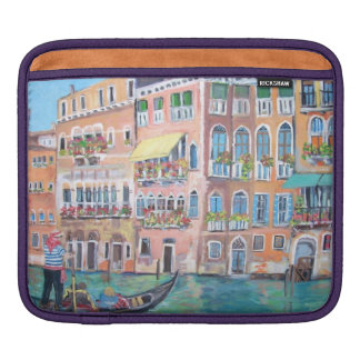 Venezia -  iPad pad Horizontal iPad Sleeve