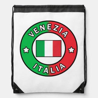 Venezia Italia Drawstring Bag