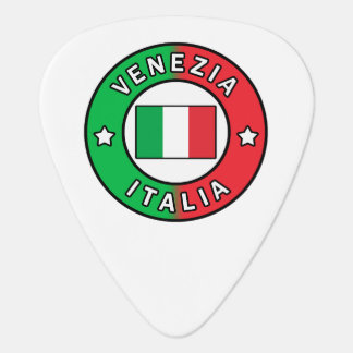 Venezia Italia Guitar Pick