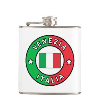 Venezia Italia Hip Flask