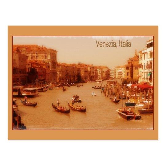 Venezia, Italia Postcard