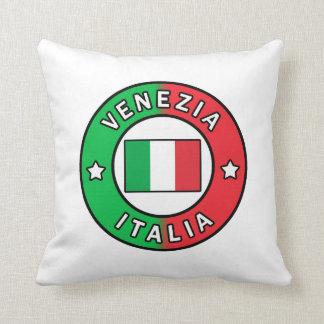 Venezia Italia Throw Pillow