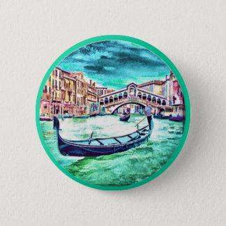 Venezia, Italy 2 Inch Round Button