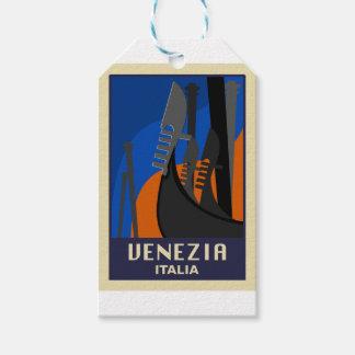 Venezia Italy Gift Tags