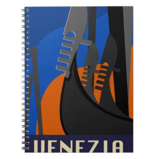 Venezia Italy Notebook