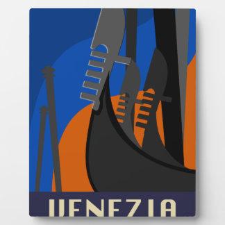 Venezia Italy Plaque