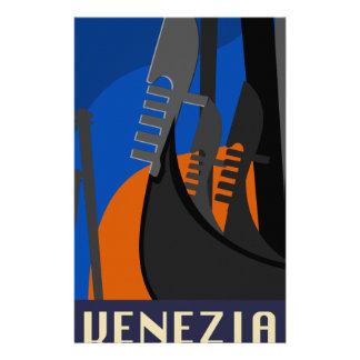 Venezia Italy Stationery