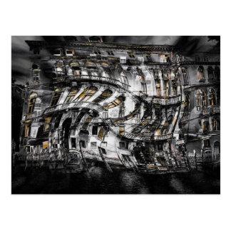 Venezia - L'Ultimo Giudizio Postcard
