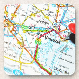 Venezia, Venice, Italy Drink Coaster