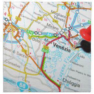 Venezia, Venice, Italy Napkin
