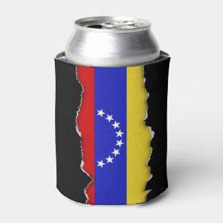 Venezuala Flag Can Cooler
