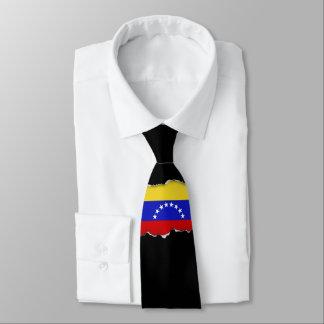 Venezuala Flag Tie