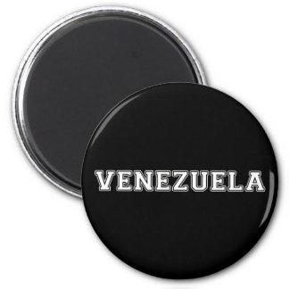 Venezuela 2 Inch Round Magnet