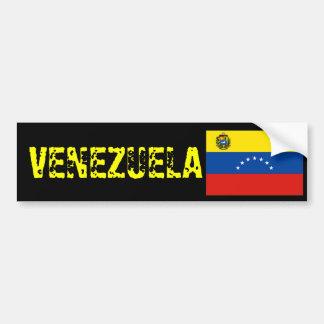 VENEZUELA BUMBER STICKER BUMPER STICKER