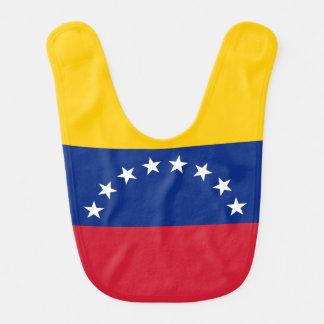 Venezuela Flag Bib