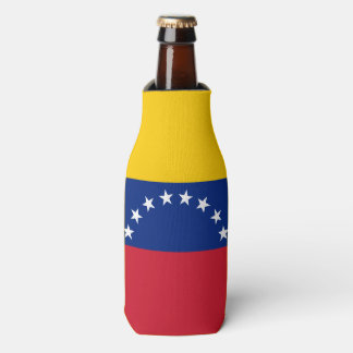 Venezuela Flag Bottle Cooler