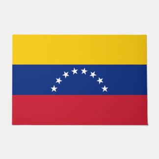 Venezuela Flag Doormat