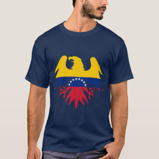 Venezuela Flag Eagle T-Shirt