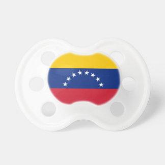 Venezuela Flag Pacifier