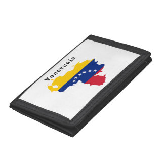 Venezuela flag Photo Wallet