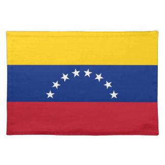 Venezuela Flag Place Mats