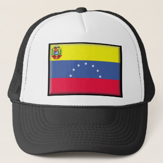 Venezuela Flag Trucker Hat