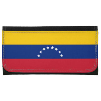Venezuela Flag Women's Wallets