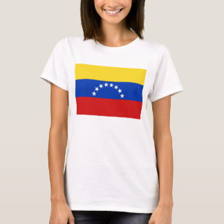 Venezuela Flag x Map T-Shirt
