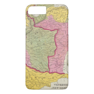 Venezuela, New Grenada & Equador iPhone 7 Plus Case