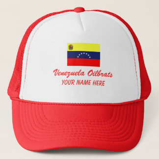 Venezuela Oilbrats - Customized Cap