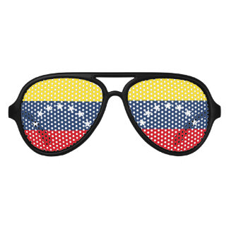 Venezuela Party Sunglasses