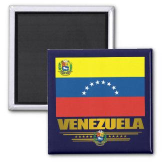 """""""Venezuela Pride"""" Square Magnet"""