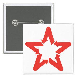 Venezuela Star Logo Button
