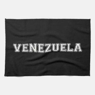 Venezuela Towel