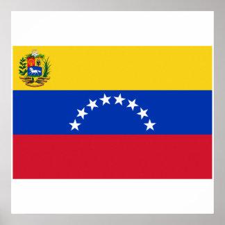 Venezuela , Venenzuela Poster