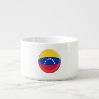 Venezuela Venezuelan Flag Bowl