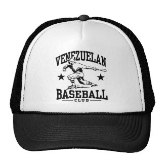 Venezuelan Baseball Trucker Hat