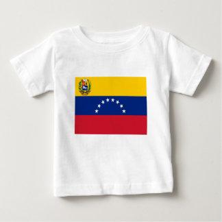 Venezuelan Flag - Flag of Venezuela - Bandera Baby T-Shirt