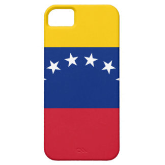 Venezuelan Flag - Flag of Venezuela - Bandera iPhone 5 Covers