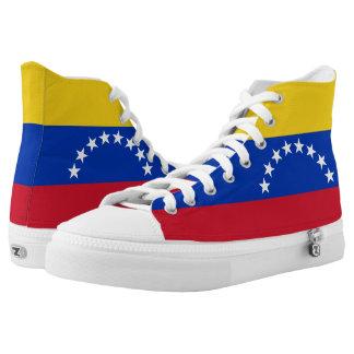 Venezuelan Flag High Tops