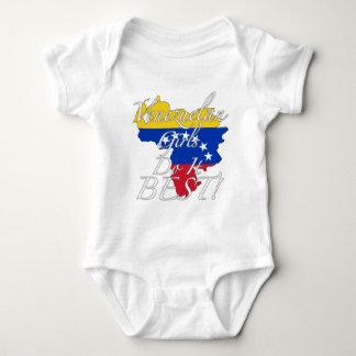 Venezuelan Girls Do It Best! Baby Bodysuit